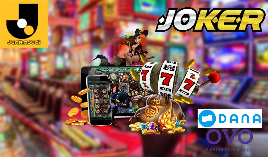 Agen Judi Slot Joker Gaming Deposit 10 Ribu By Huseinamanda23 On Deviantart