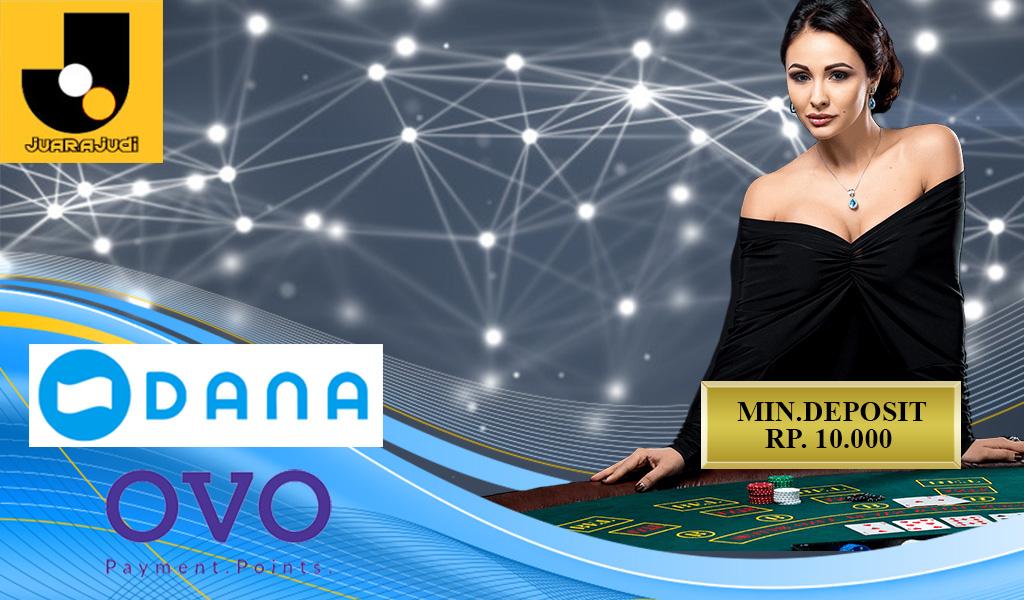 Agen Judi Online Deposit OVO 10 Ribu by huseinamanda23 on DeviantArt