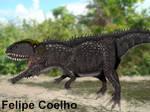 Giganotosaurus carolini - 2