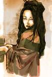-Geisha by cvillarosa