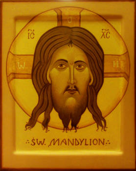 The Holy Mandylion