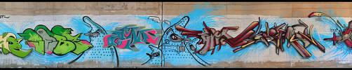 wall 11 little sicily by KuMA-oNe