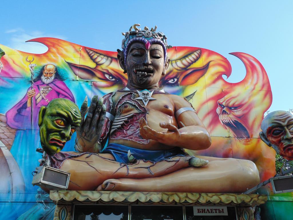 Buddah by ArtCuz