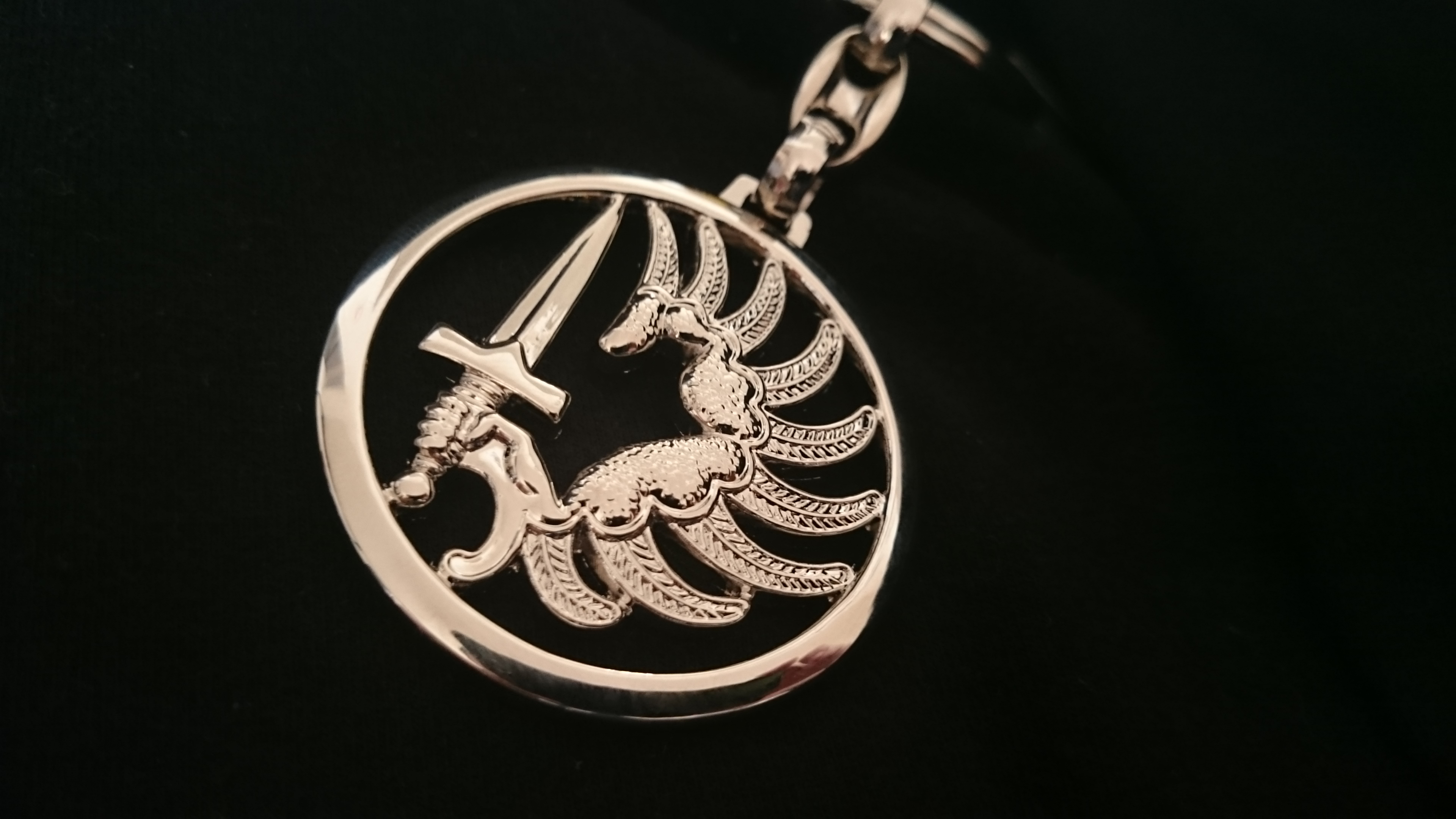 Keychain by Crusadier