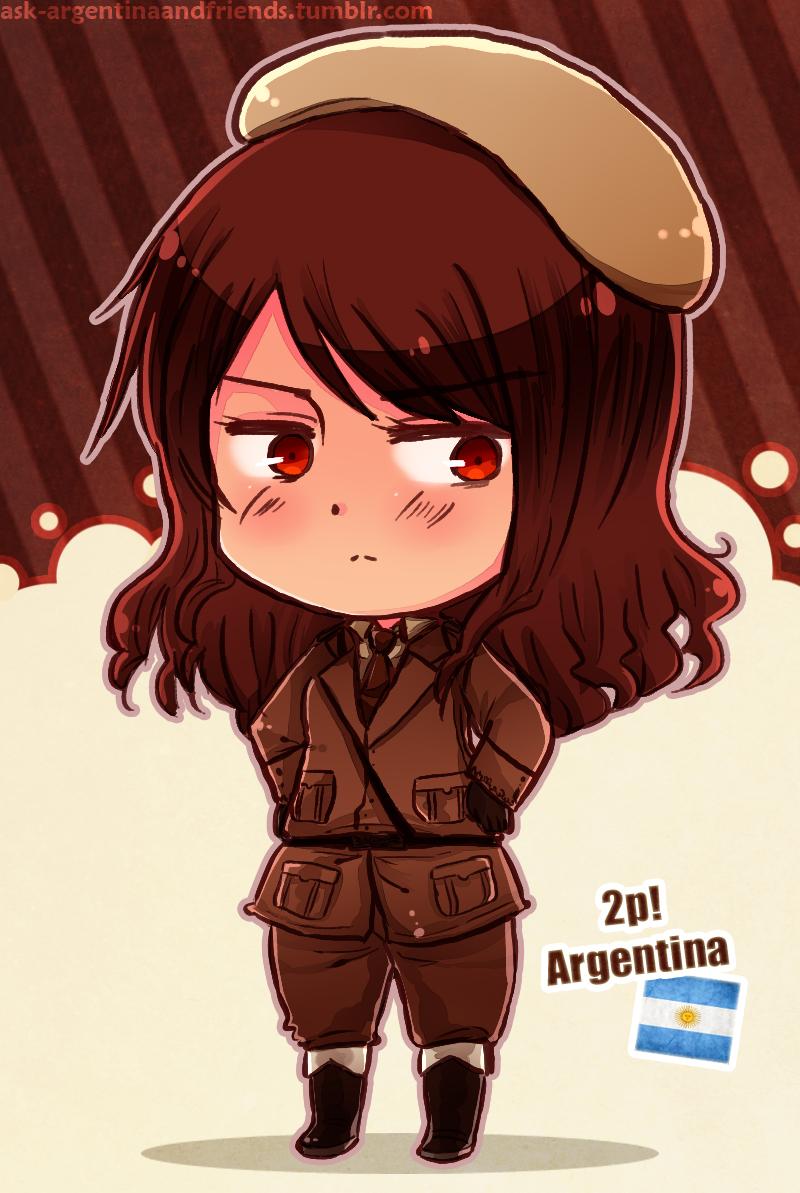 2p Argentina by FlopyLopez
