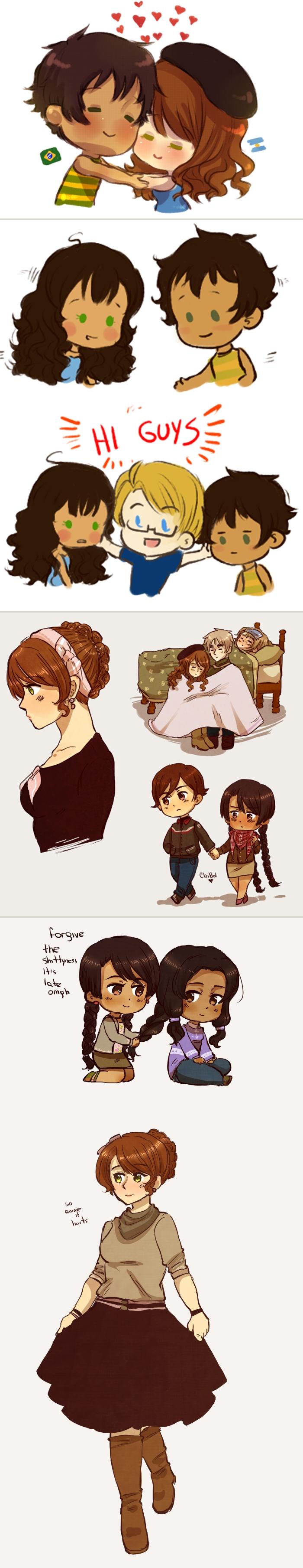 doodls by FlopyLopez