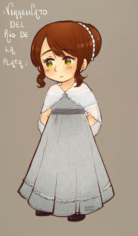 Little Plata by FlopyLopez