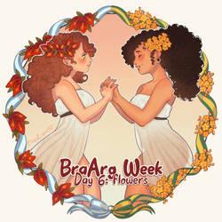 BrArg Week 2020 Day 6: Flowers