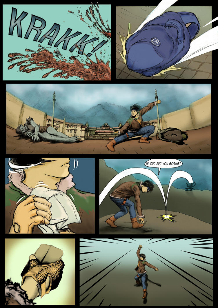 Cataclysm page 6 ENG by LaYoosh