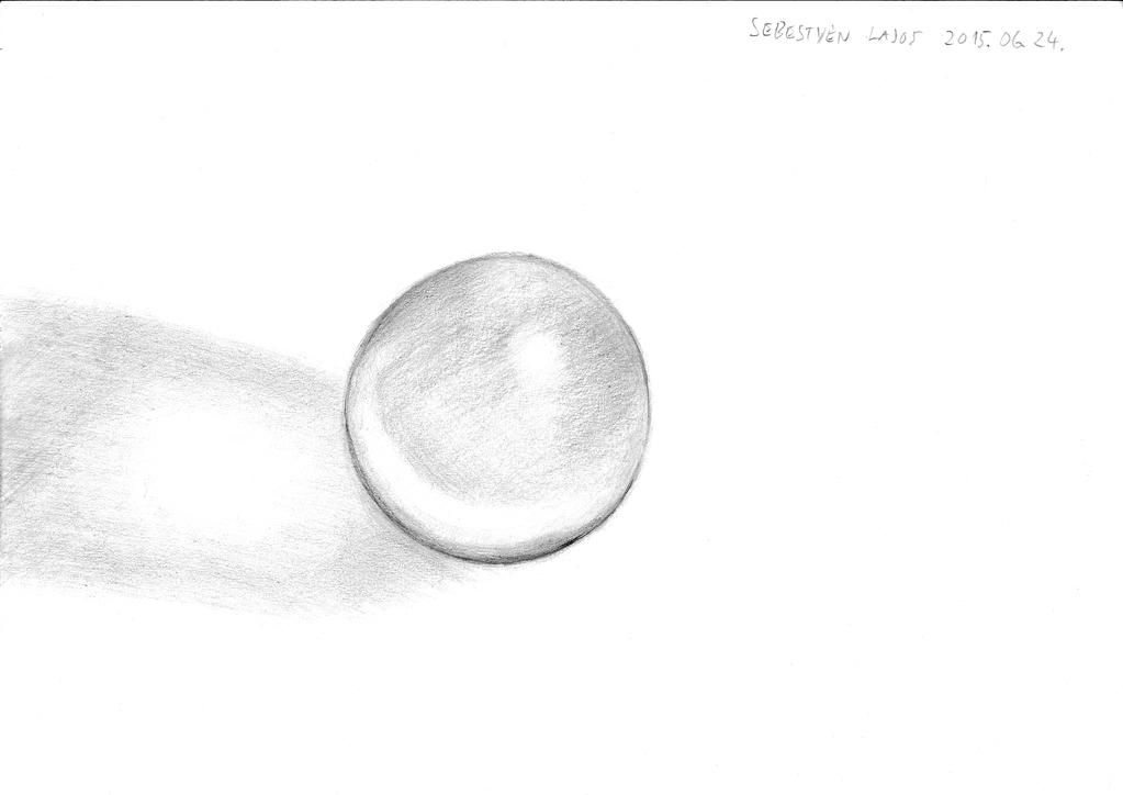 Transparent Orb by LaYoosh