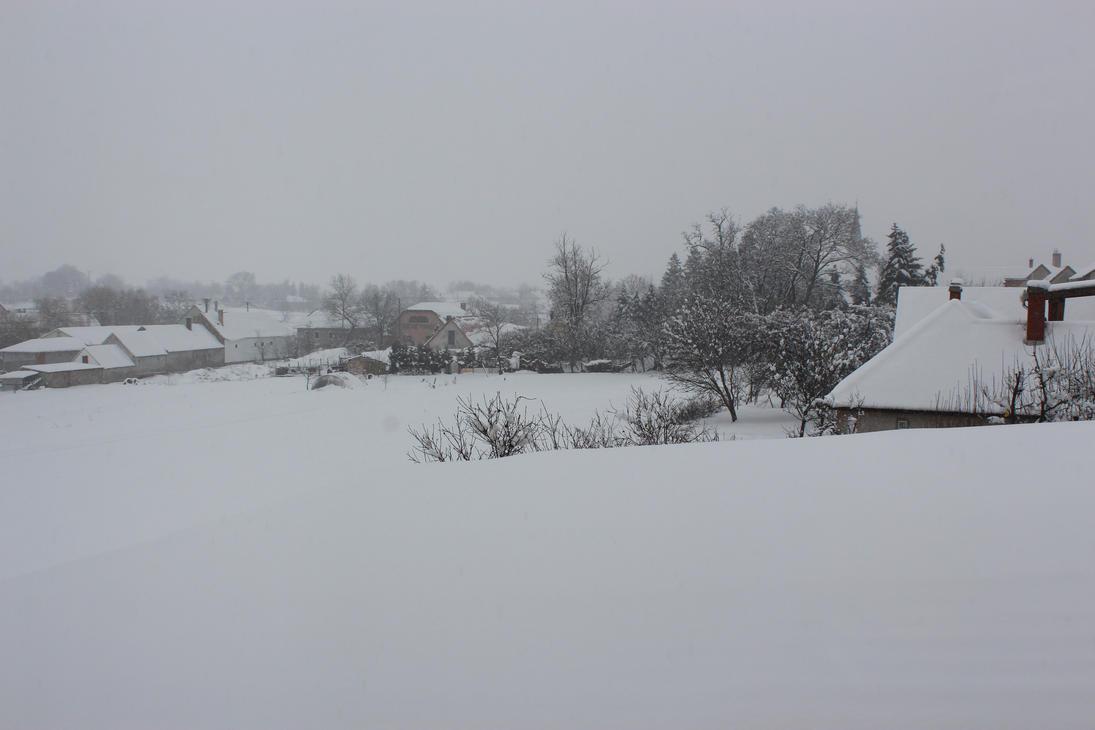 White Winter by LaYoosh