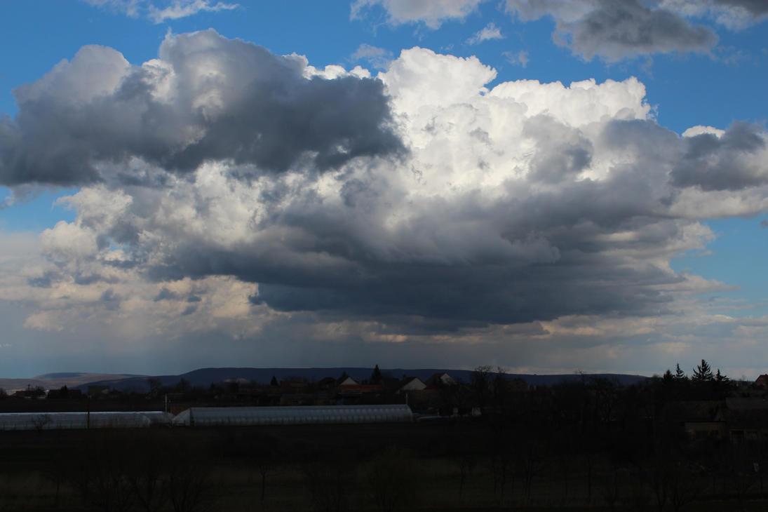 Big Clouds by LaYoosh