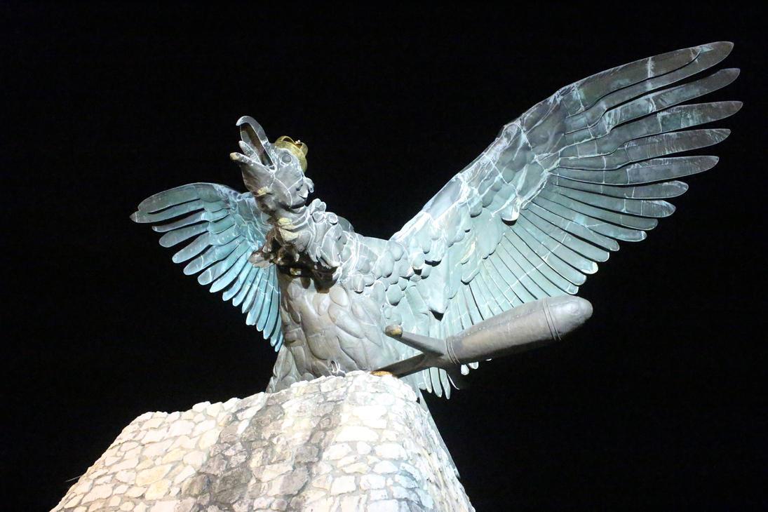 Turul bird 2 by LaYoosh