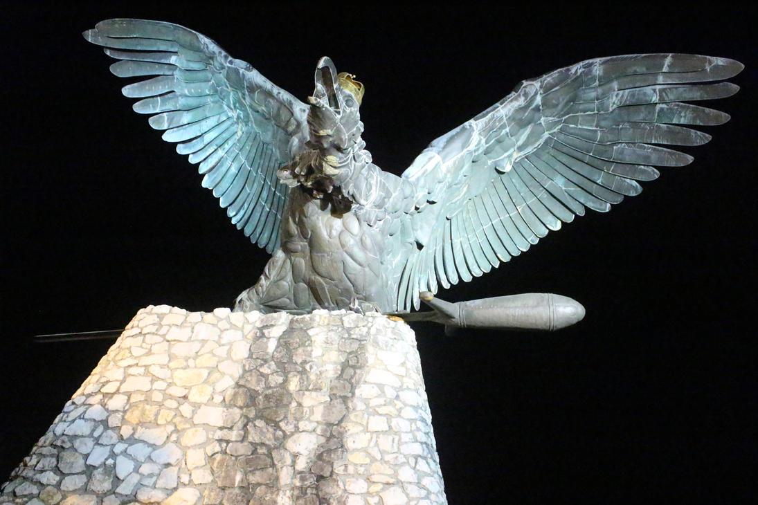 Turul bird 3 by LaYoosh