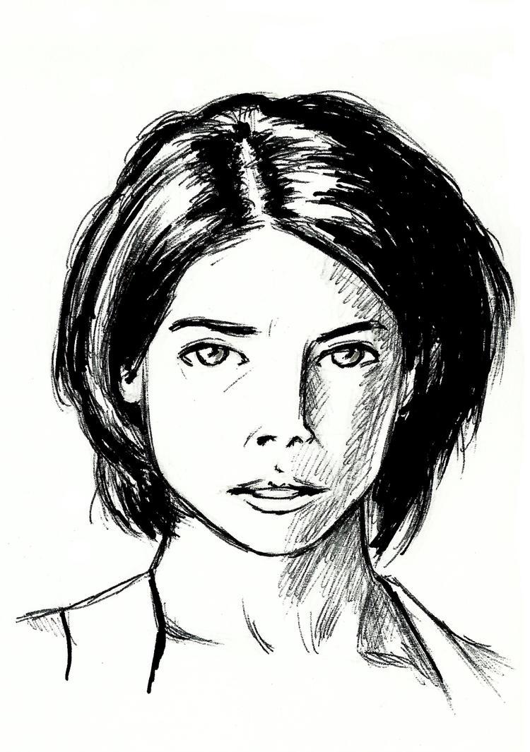 27 - Commander Harpoon head sketch 3 by LaYoosh