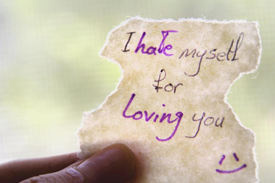 I Hate Myself For Loving You 1  I Hate Loving You