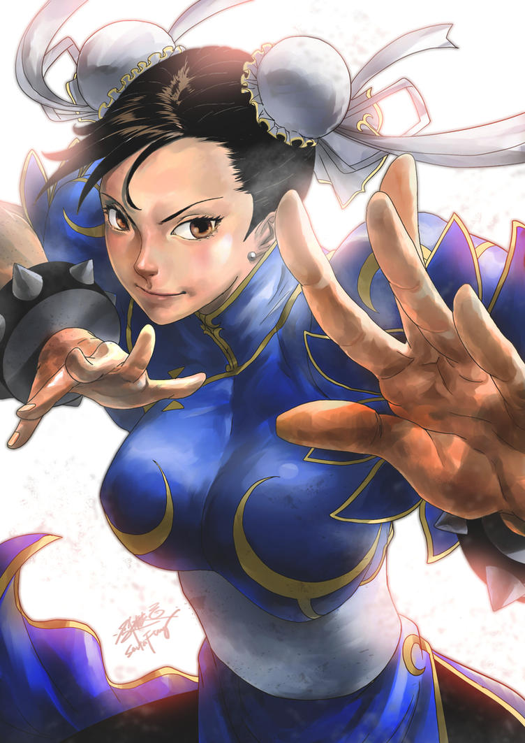 Street fighter chun li sexy - Cosplay Wednesday - Street