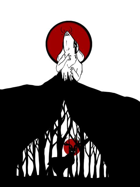 The Martyr by tigerwolf44