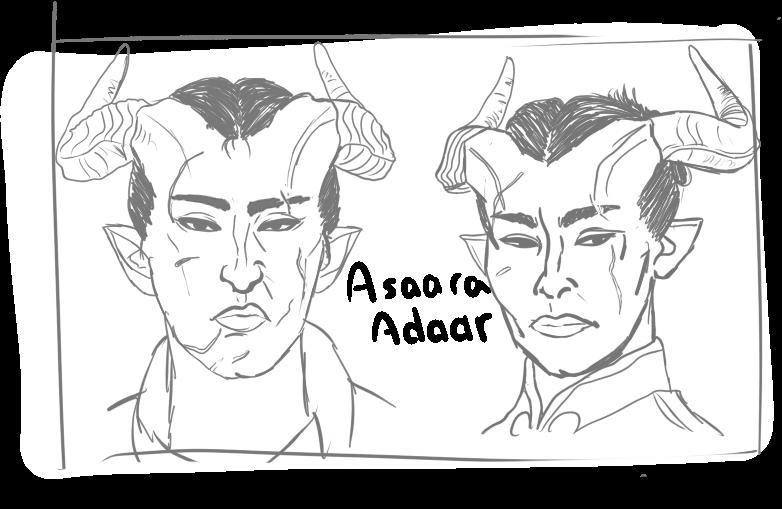Inquisitor Adaar by tigerwolf44