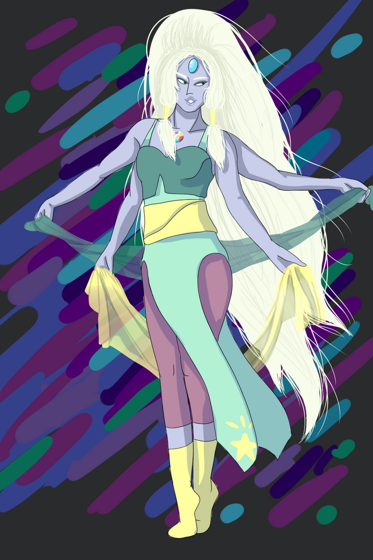 Opal by tigerwolf44