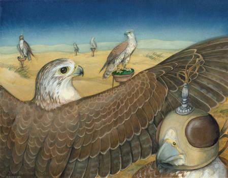 Thesis - Saker Falcon