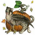 A Pumpkin for Equinox