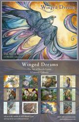 Winged Dreams - Calendar by windfalcon