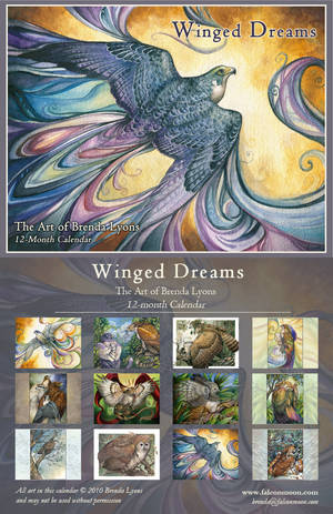 Winged Dreams - Calendar