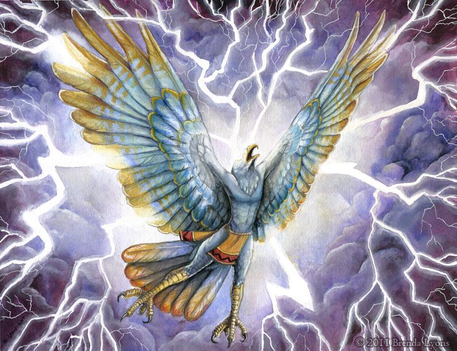 Thunderbird By Windfalcon On Deviantart