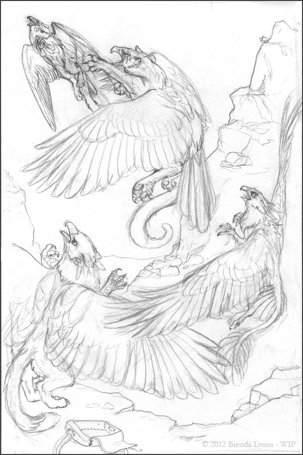 Secret secret Windsonde War sketch by windfalcon
