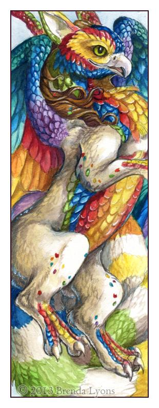Rubeus Beaky by windfalcon