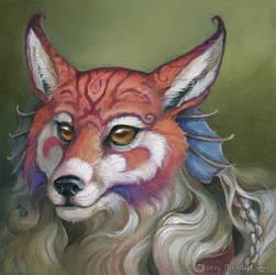Portrait of a Zaevii