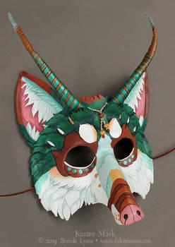 Kuroro Leather Mask