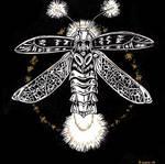 Inktober Day 2: Mindless Firefly