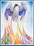 Like An Angel by windfalcon
