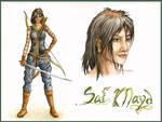 Character Sheets - Sal Mayd