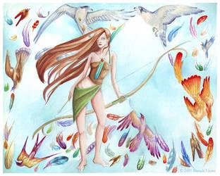 Wind Dance by windfalcon