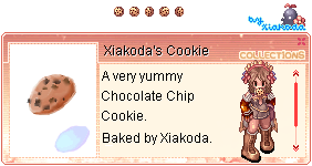 Xiakoda's Cookie