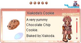 Xiakoda's Cookie by Xiakoda
