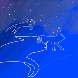 Chasing Stars by BeBlaze