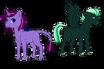 Pony Adopts Collaboration [CLOSED]