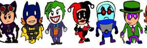 Batman cheebes