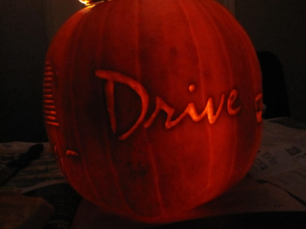 Drive - Logo by JoshuaLumitao