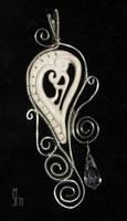 Heart of Mine - Pendant. by Steve-Thorpe