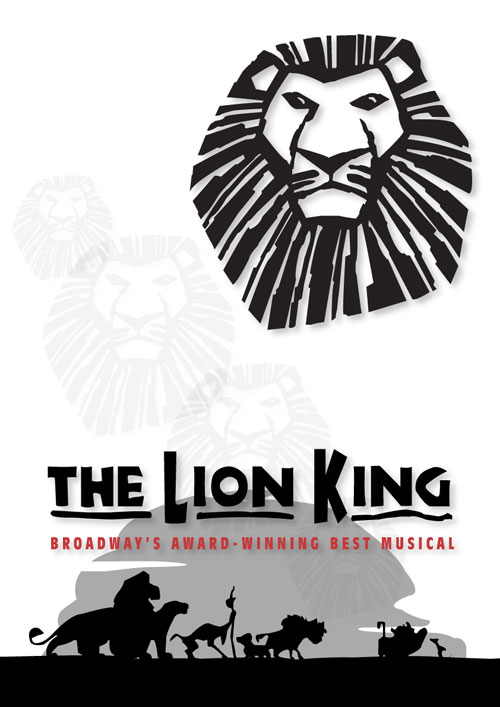 The lion king broadway poster by puiyeel