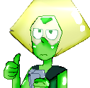 Peridot Icon by LissaStarLights