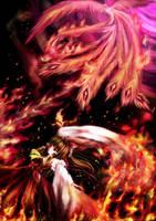Burning by Harukim
