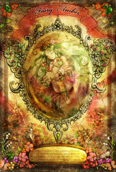 Fairy Amber by Harukim