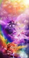 metamorphosis by Harukim