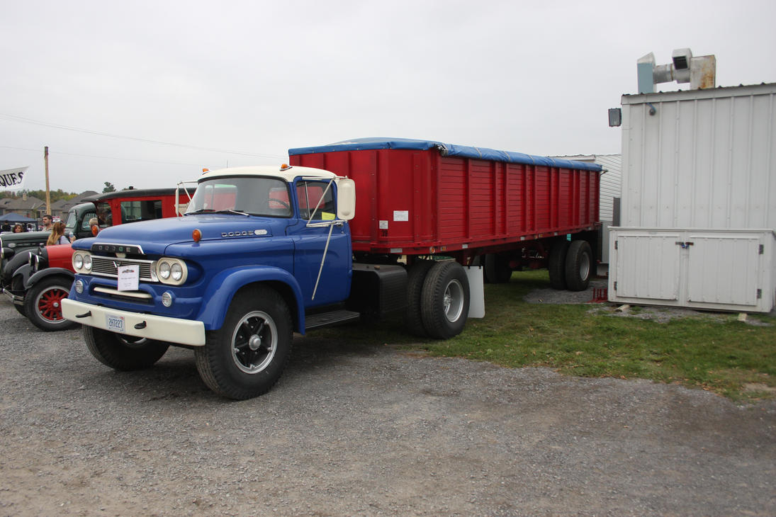 Semi With Truck Bed For Sale